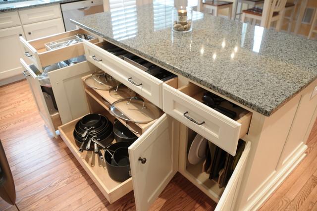 Isla de cocina || El gabinete multipropósito - Muebles-Pro