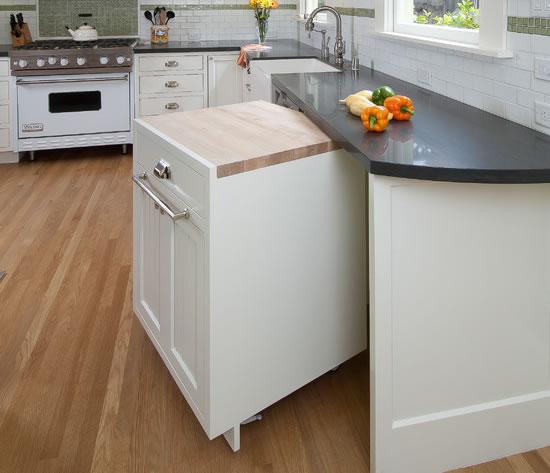 Isla de cocina el gabinete multiprop sito muebles pro for Muebles de cocina moviles