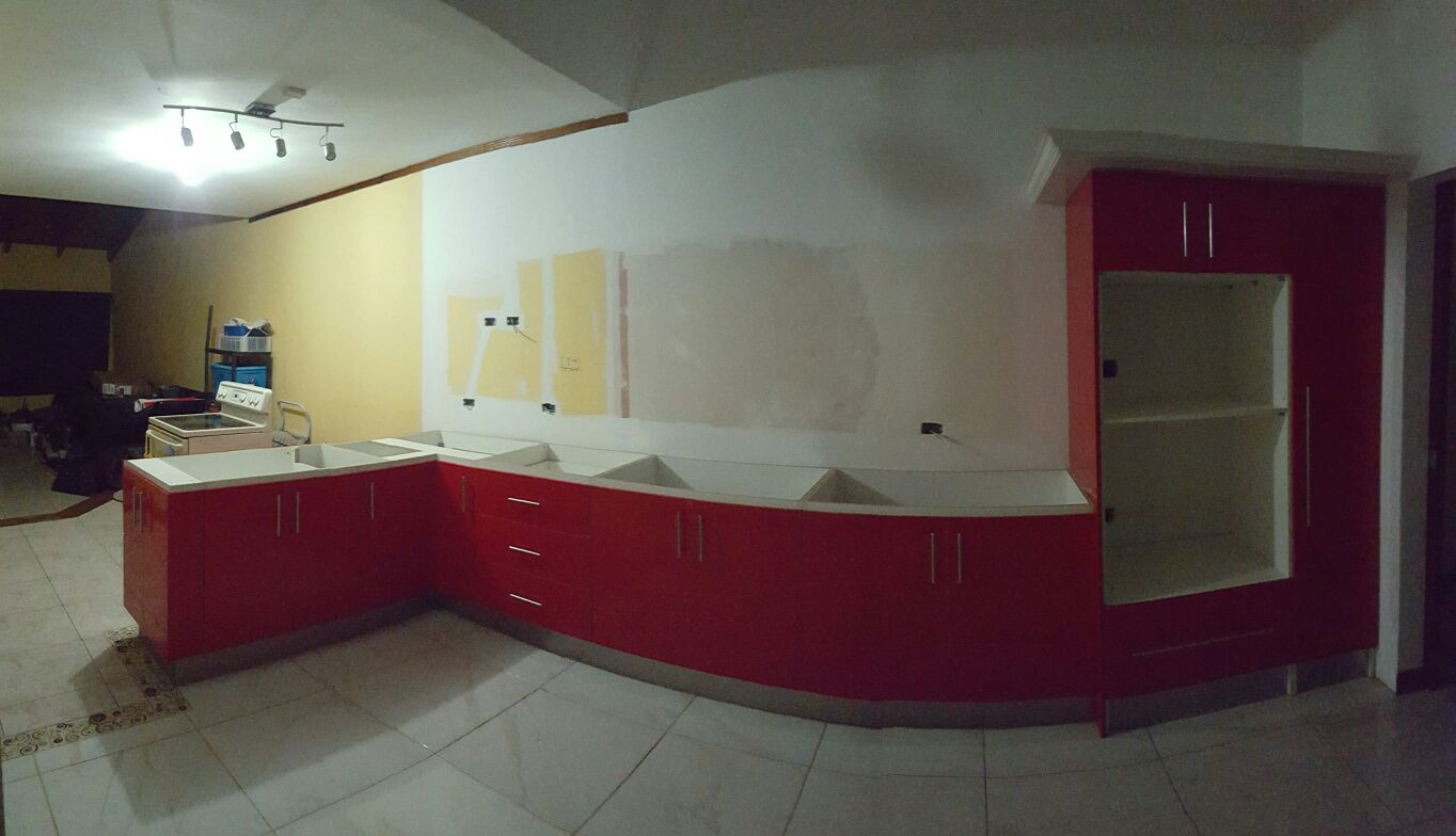 proyecto muebles de cocina muebles de cocina alto brillo rojo muebles pro