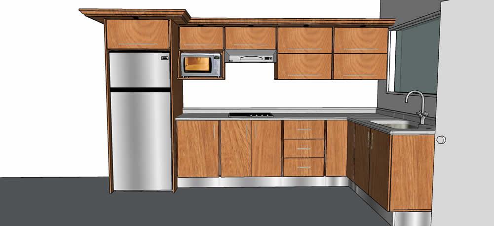 Modulares || ¿por qué es mejor para muebles de cocina? - Muebles-Pro